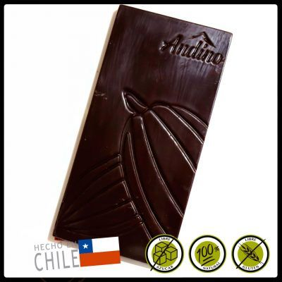 Barra de Chocolate 50 grs.
